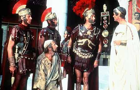 A screenshot of Life of Brian.