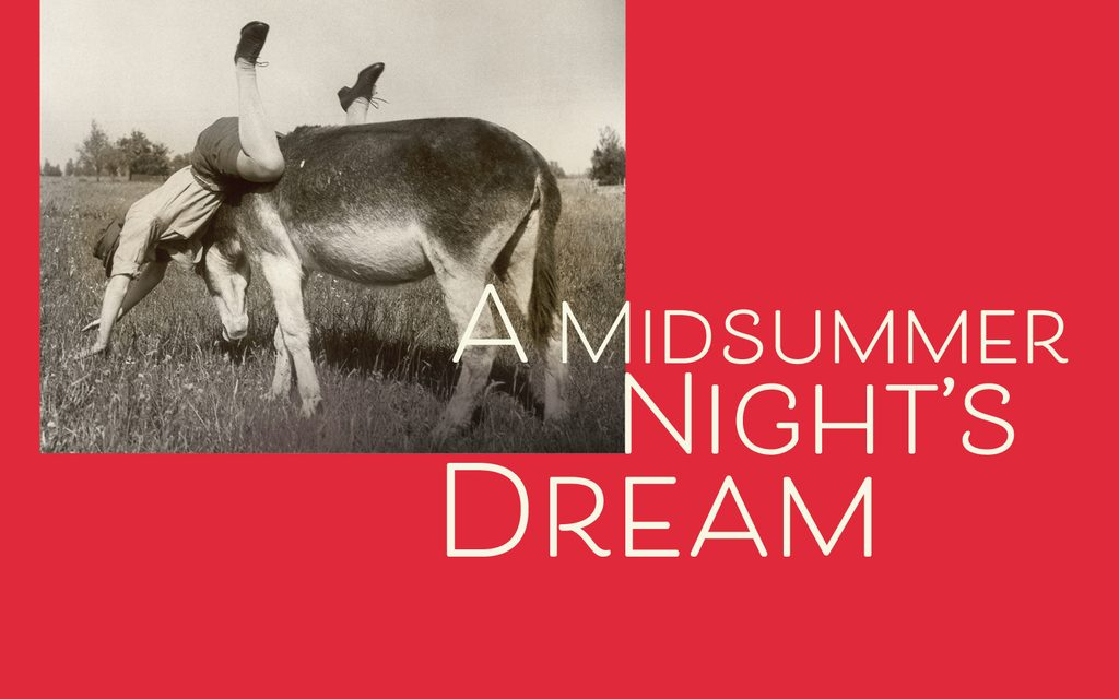 Shakespeare Slam: Midsummer Night's Dream